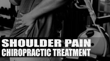 Shoulder Pain Chiropractic Treatment