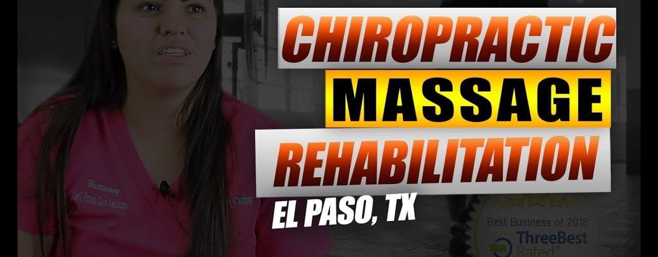 Chiropractic Massage Rehabilitation