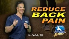 Reduce Back Pain with Foot Levelers
