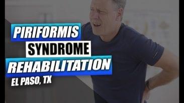 Rehabilitation for Piriformis Syndrome Featured Image