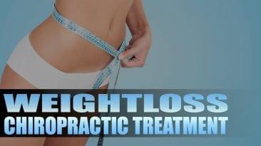 Weightloss Chiropractic Treatment