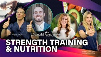 Podcast: Athletic Strength Training vs Military Strength Training | El Paso, TX Chiropractor